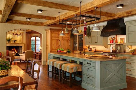 amazing country kitchens 33 amazing country chic kitchens brimming with character