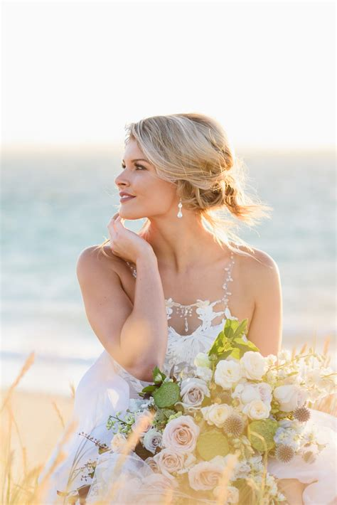 Wedding Network windswept shores coogee styled shoot the wedding