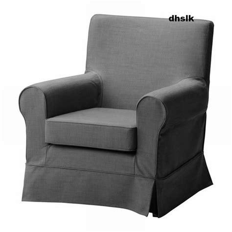 armchair covers ikea ektorp jennylund armchair slipcover cover svanby gray