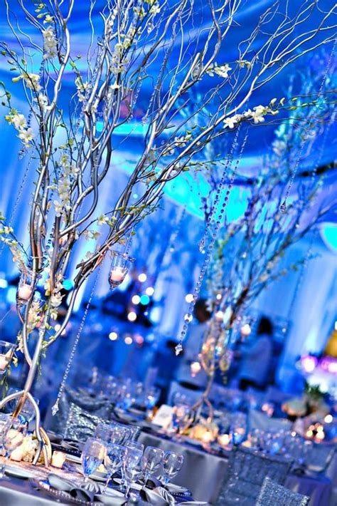 1000  images about Branch Wedding Centerpieces on