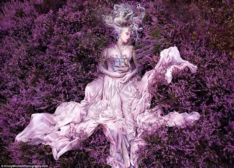 7 Fantastic Fashion Photography Books by By Kirsty Mitchell Breakingly Beautiful