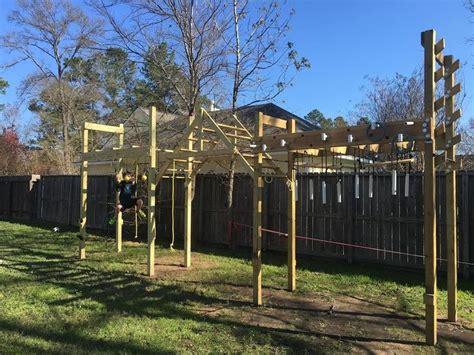 backyard ninja warrior course best 10 backyard obstacle course ideas on pinterest kids obstacle course summer