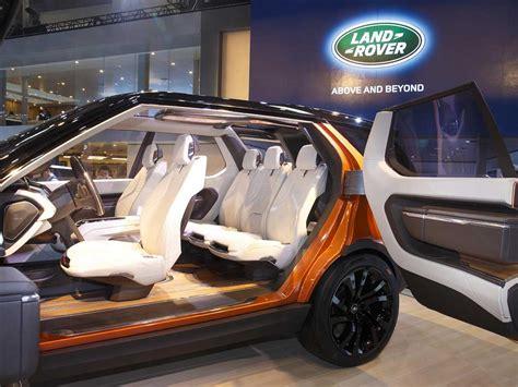 range rover concept interior land rover discovery vision concept photo gallery