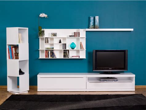 bright colored accent tables white furniture with bright colored walls six different ways
