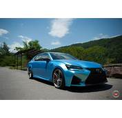 Lexus GSF 2016 Wallpapers HD Sedan Interior Blue Custom