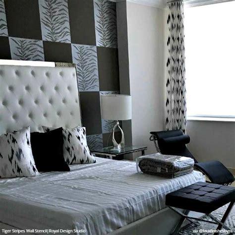wall stencils ideas for dreamy romantic bedroom decor bedroom wall stencil designs diy decorating to sleep in
