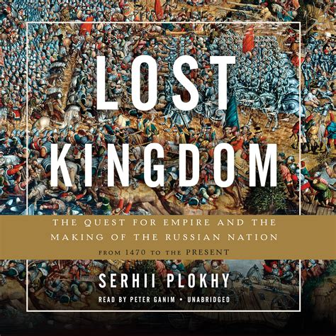 download lost kingdom audiobook by serhii plokhy read by peter ganim for just 5 95