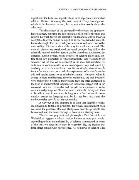Science Gateway Essay by 9 The Universality Of Science Exles From History Hossein Masoumi Hamedani Science As A