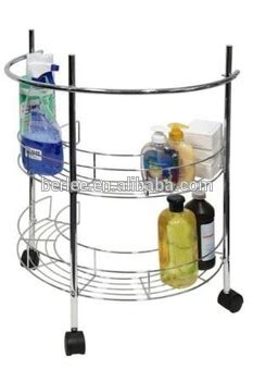 rolling bathroom caddy under pedestal sink caddy rolling bathroom cart on wheels