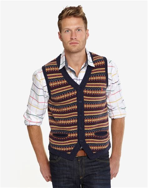 mens knitted wool waistcoat 24 best images about tartan on limited edition