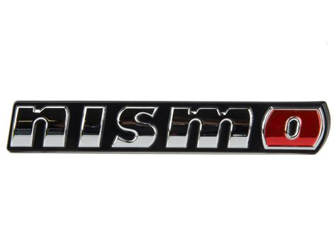nismo nissan logo image gallery nismo emblem