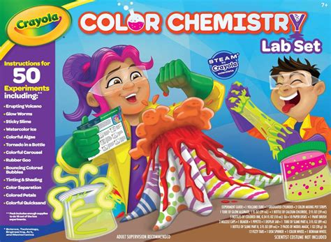 color chemistry 7 cool ways crayola is going tech in 2018
