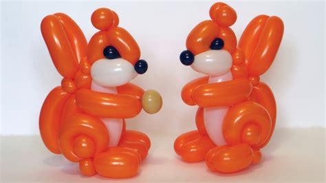 pictures of twisting белка из шаров squirrel of balloons twisting tutorial