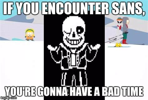 Bad Time Meme Generator - south park ski instructor imgflip