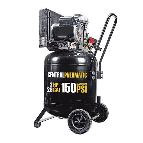 gal  hp  psi cast iron vertical air compressor