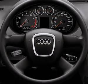 Steering Wheel For Audi A3 2010 Audi A3 Tdi Steering Wheel Photo 9