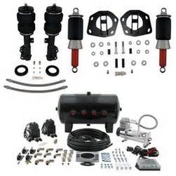 Chrysler 300 Lift Kit Chrysler 300 Air Lift Digital Air Suspension Combo Kit
