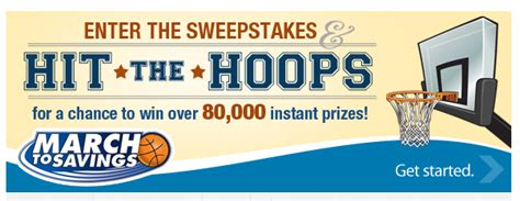 Sweepstakes That Are Easy To Win - kroger hit the hoops sweepstakes easy to win bargains to bounty