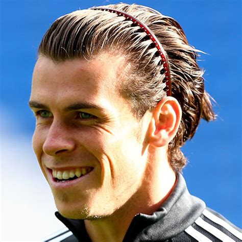 gareth bale long hair james dean haircut style hairs picture gallery