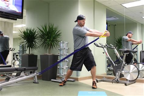 golf fitness exercises you can do at home or the