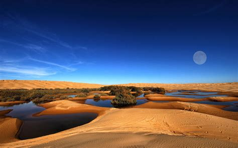 amazing desert landscapes high quality wallpapers