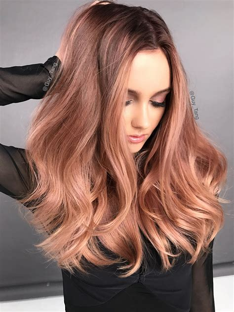 tang hair color tang mydentity hair color popsugar