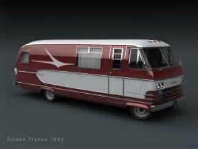 1963 dodge travco rv