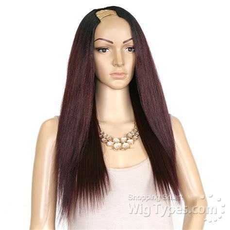 Wig Panjang models oval model rambut oval panjang fashion modern 2018 model model oval part wig oval part