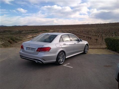 what company makes mercedes which mercedes e class makes the best company car