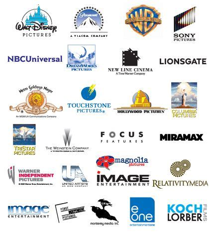 film studios disney movie studios logos walt disney pictures paramount
