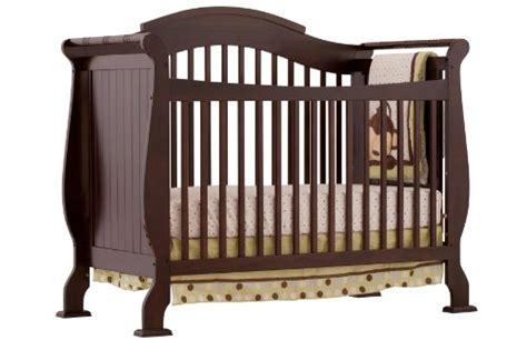 Black Friday Crib by Black Friday Stork Craft Valentia Fixed Side Convertible