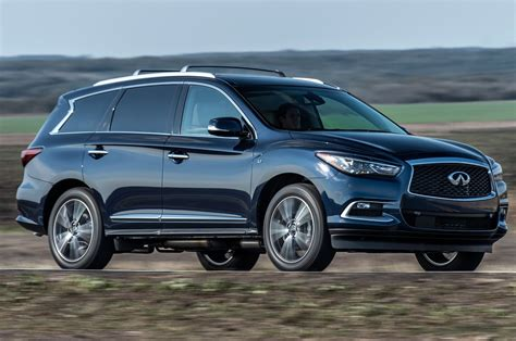 infiniti qx60 2016 2016 infiniti qx60 nine things to know