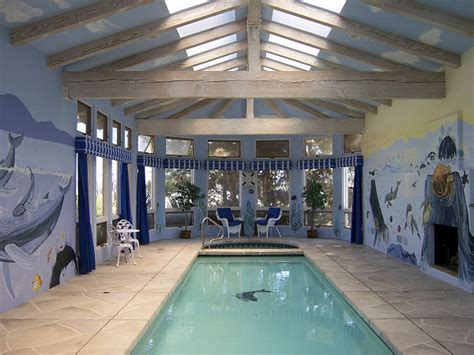 indoor pool house designs unique pool house designs