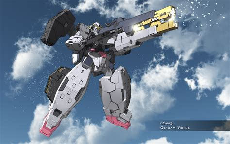 Gundam Virtue Wallpaper | mobile suit gundam 00 wallpaper 185523 zerochan anime