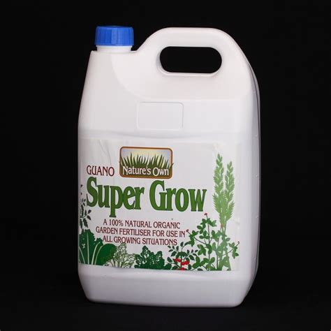 Where To Buy Herb Plants by Guano Super Grow 5l Nutrients Soil Nutrients Organic