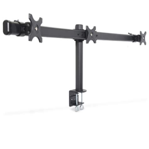 tv desk mount inland 05328 lcd monitor tv desk mount ebay