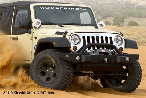 Jeep Jk Performance Jeep Wrangler 2 Quot Stage 1 Lift Kit W Performance Shocks