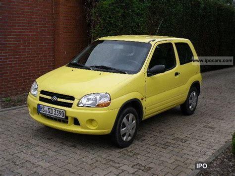 2005 Suzuki Car 2005 Suzuki Ignis Car Photo And Specs