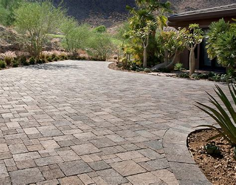 valley paving stones