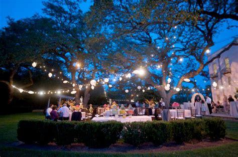 backyard summer wedding outdoor summer wedding decoration night viewwedwebtalks wedwebtalks
