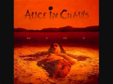 Angry Chair Lyrics by In Chains Angry Chair