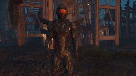 fallout 4 armor fallout 4 b 90 armor armor mod