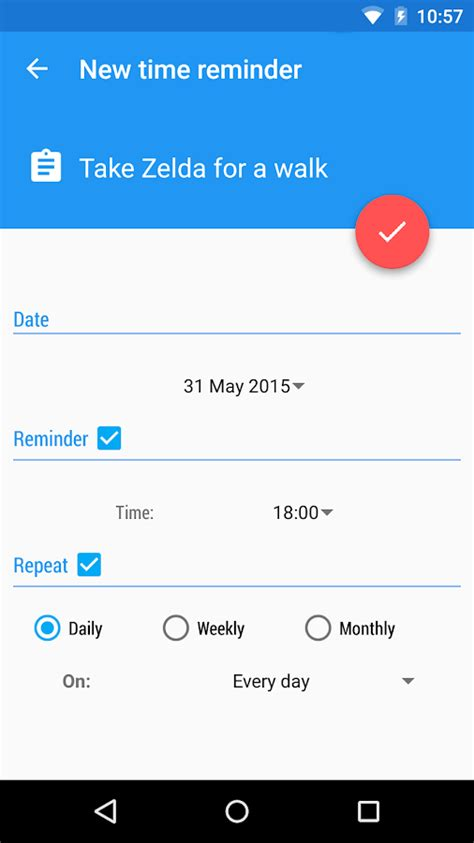 android reminders reminders task reminder app android apps on play
