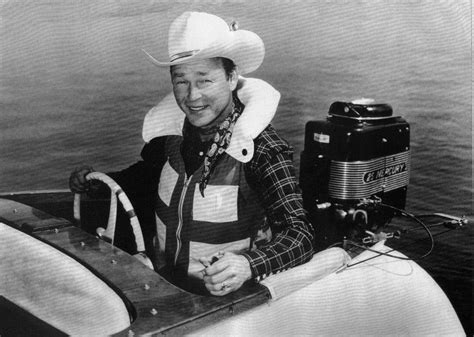 throwback thursday roy rogers and yellow jacket boats boats
