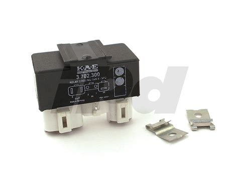 volvo air conditioning cooling fan relay kae