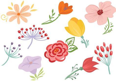 imagenes vectores de flores flores vectores gratis descargue gr 225 ficos y vectores gratis