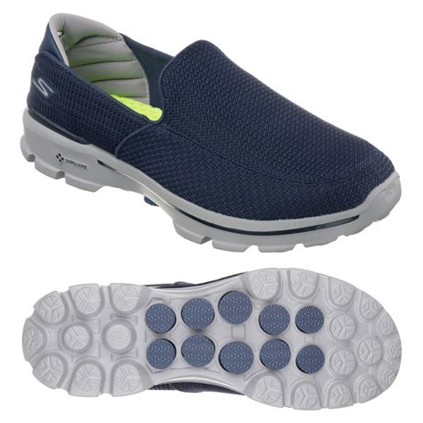 Skecher Gowalk 3 skechers go walk 3 mens walking shoes ss16