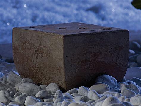 feuerschale terracotta feuerschale terracotta dekofeuer quot scodella quot f 252 r bio