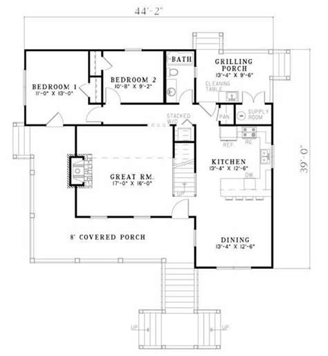Waterfront Cottage Plans Southern House Plans Reshaping An Elegant Style For