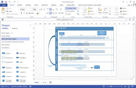 visio doc windows 7 trying to embed a 159 kb visio document into